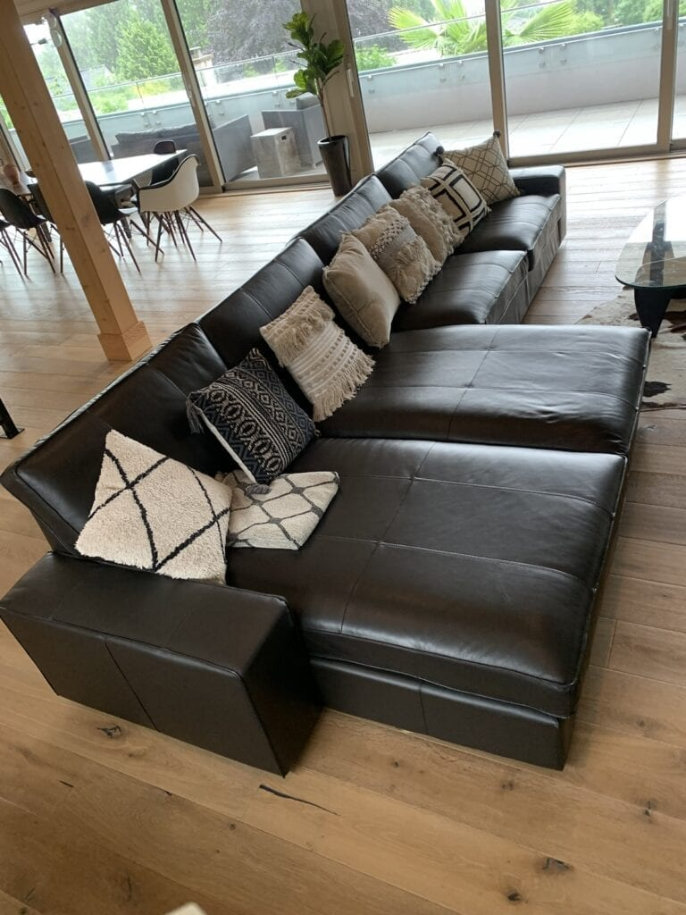 Modified Ikea Couch